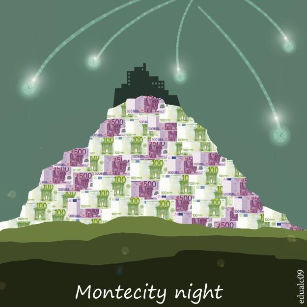 Montecity night
